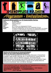 Herbstferien 2016 Dachau