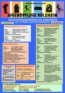 Jugendferienprogramm 3+4